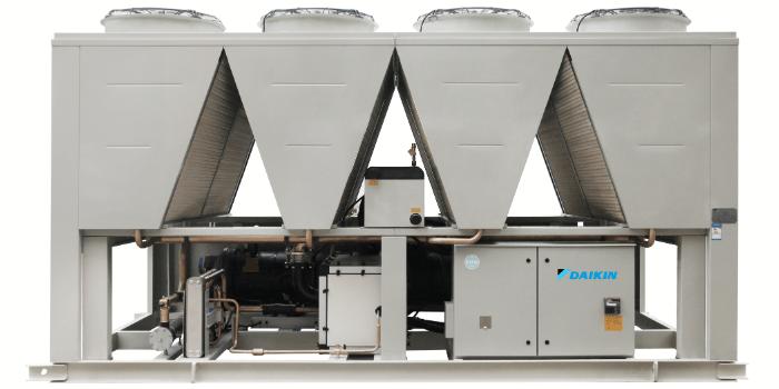 Magnetic centrifugal chiller