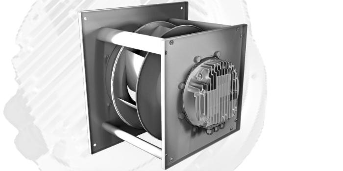 Motores para ventilación