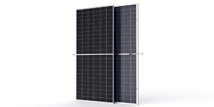 Módulos fotovoltaicos bifaciales