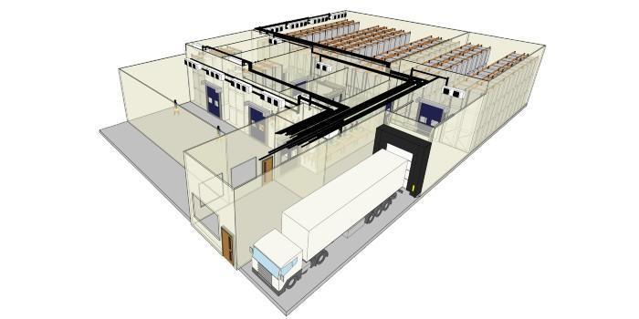 refrigeración 3D