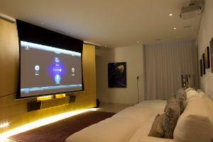 Home theaters are increasing demand for audiovisual equipment