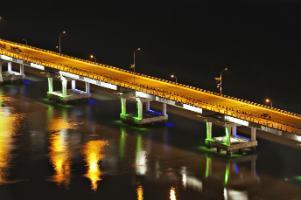 Bay Bridge - San Vicente