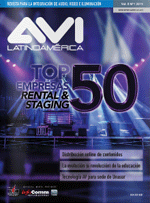 AVI Latin America Vol. No. 8 1, 2015, Digital Edition