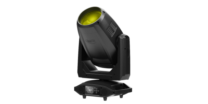 LED wash luminaire