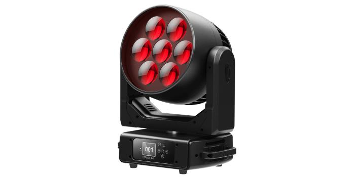 Luminaria LED compacta
