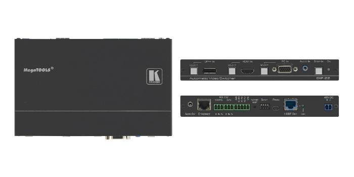 Conmutadores automáticos HDMI