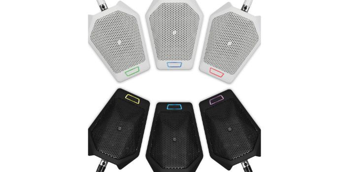Micrófonos de superficie