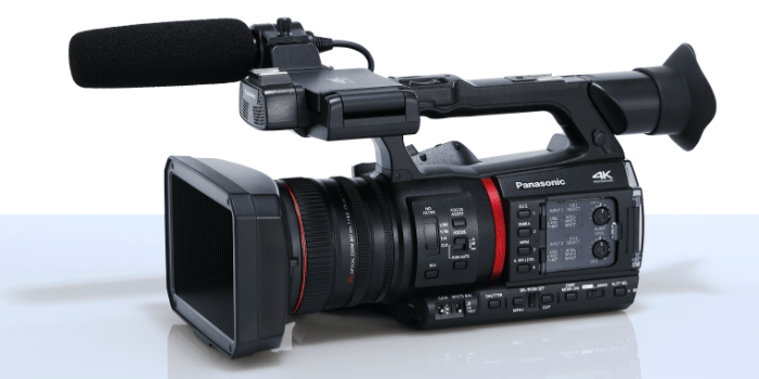 Ручная камера 4K