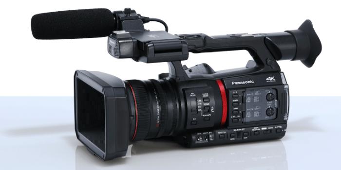 Handheld camera 4K