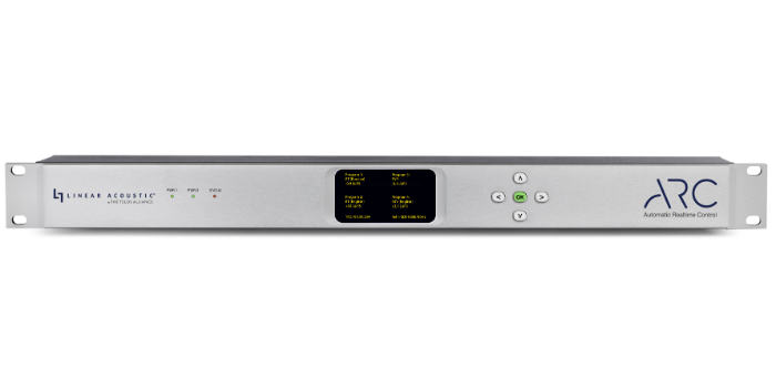 Audio processor for TV