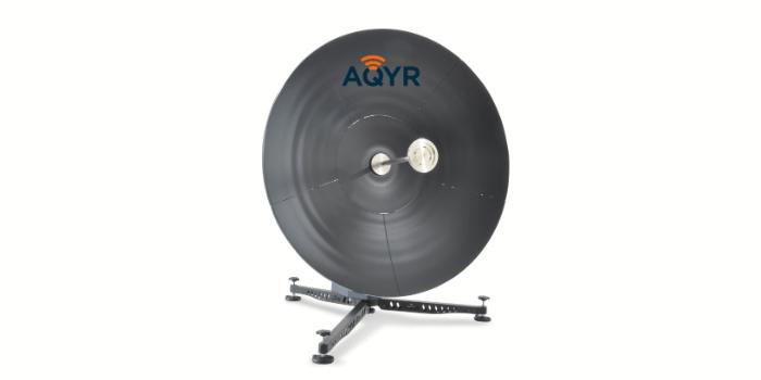 Satellite transmission package