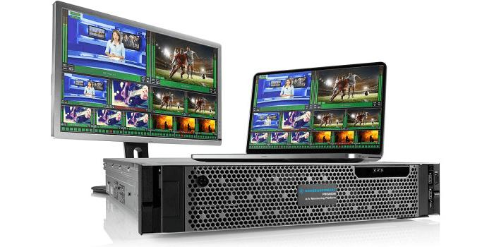 Multiviewer IP