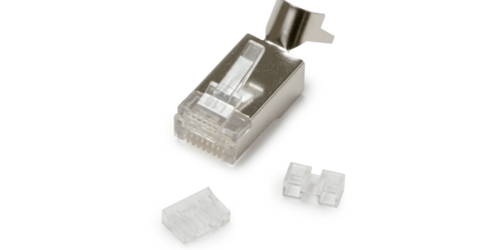 Armored modular connectors