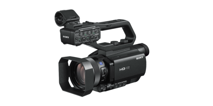 Compact camcorder
