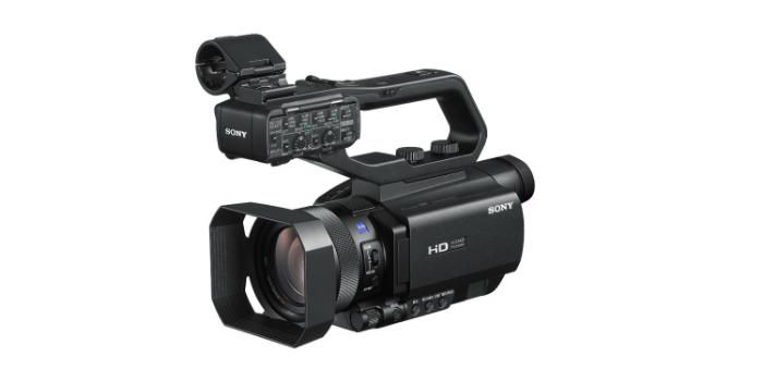 Filmadora compacta