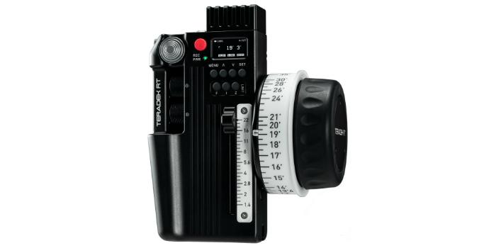 Manette sans fil pour caméra