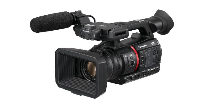 4K Kamera mit Speicherkarte