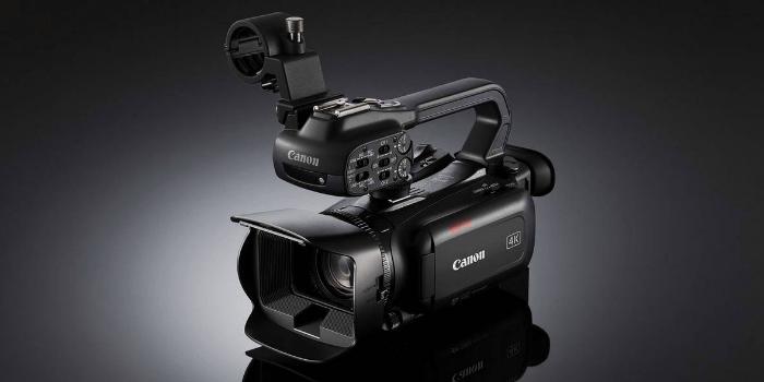 专业的4K小型相机
