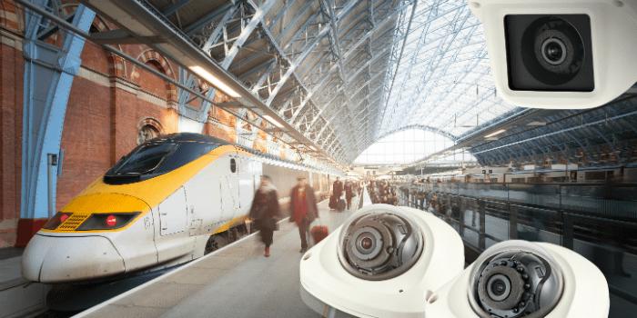 CCTV para medios de transporte
