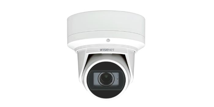 Cámara CCTV para ambientes húmedos