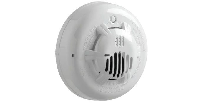 Detector inalámbrico de CO