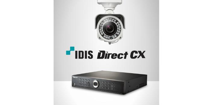 Solución de CCTV HD sobre coaxial