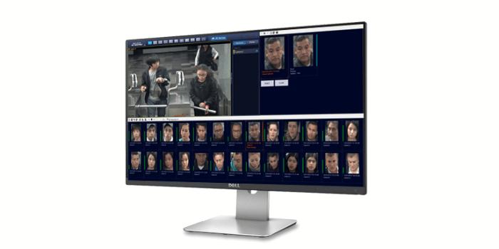 Solução de reconhecimento facial