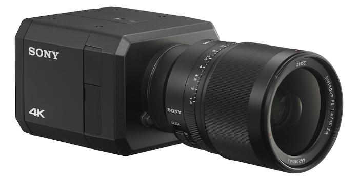 Câmera de rede 4K