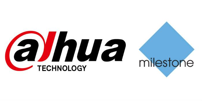 Dahua announces compatibilities with Milestone XProtect VMS